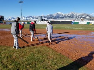"""AA"" Double Header vs. Scarlets Saturday 4/14 Cancelled"