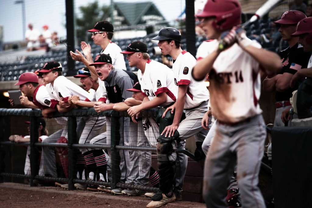 Bucks win three in a row--will play in the Regional Championship on Sunday with a berth to the American Legion World Series on the line. First play Idaho Falls, Idaho in the Day 4 Cross-bracket game Saturday at noon.